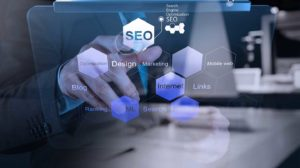 Web Design: A Strategy for Search Engine Marketing