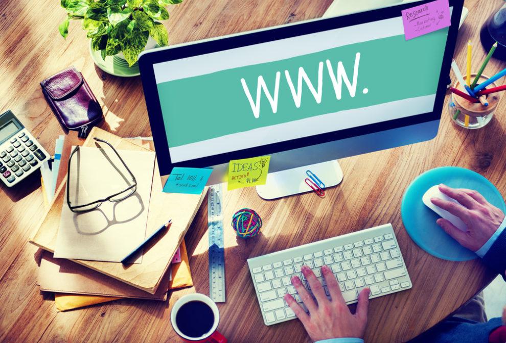 A Few Creative Website Design